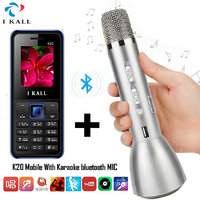 IKall K20 (Dual Sim, 1.8 Inch Display, 800 Mah Battery,