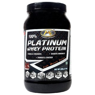Muscle Epitome 100% Platinum Whey Protein