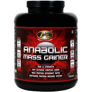 Muscle Epitome Anabolic Mass Gainer