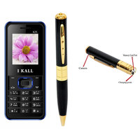 IKall K25 (Dual Sim, 1.8 Inch Display, 800 Mah Battery,