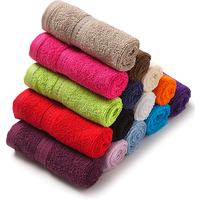 Bpitch Face Towel Pack of 15 - Multicolor