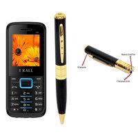 IKall K88 (Dual Sim, 1.8 Inch Display, 800 Mah Battery,