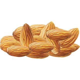 NAP Almond standard quality-200g