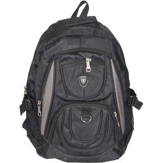 Tycoon Black Grey Backpack laptop Backpack CEAD1927