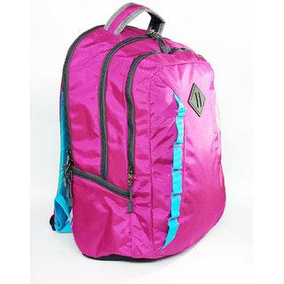 American Tourister Purple Laptop Backpack 2016 - Buzz 03 -Purple