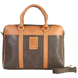 Dhama contemporary messenger/office bag-dh2016o22
