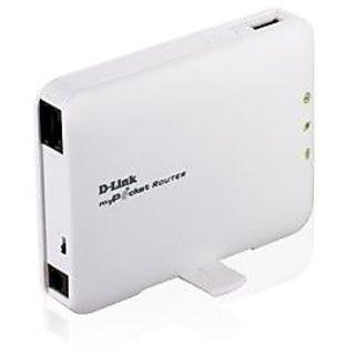 D-Link 150 Mbps Pocket Cloud Wireless Router (DIR-506L)