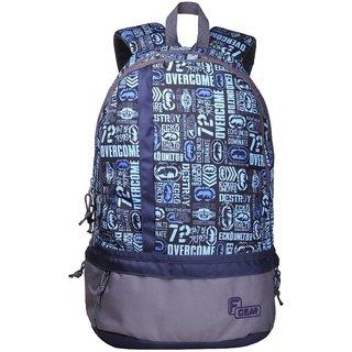 Burner 25 Liters P10 Sky Blue Casual Backpack