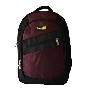 Skyline Laptop Backpack Office Bag Casual Uni With Warranty 909