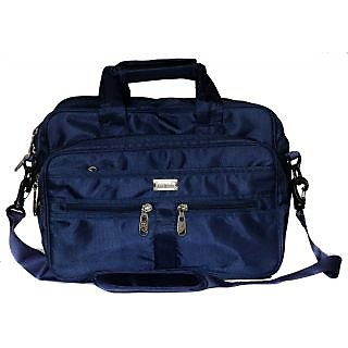 Raeen Blue Laptop Bag (13-15 inches)