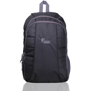 Lavanyah Carlton Lite 23.5 Liters Black Black Laptop Backpack