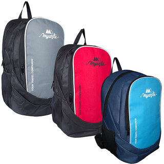 d61d4c624420 Buy Kvg Super Trio Laptop Bag Online - Get 73% Off