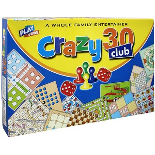 DDH Crazy 30 Club Board Game