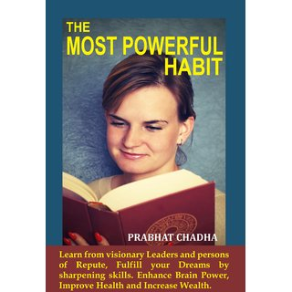 The Most Powerful Habit