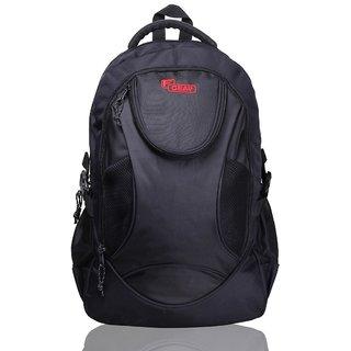 Fair and High Sniper Lite V2 30 Liters Black Laptop Backpack