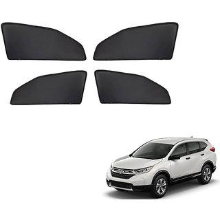 Generic Z Black  Magnetic  Curtain Car Sunshades Set Of 4-Honda CRV