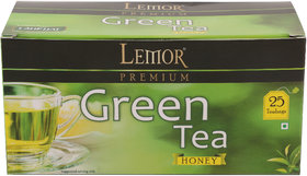 Green Tea with Honey 25 Tea Bag