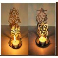 IDeals Laxmi Ganesha Diya ( Set Of 2 Diyas)  For Diwali