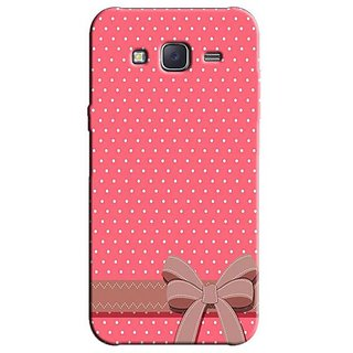 finest selection 5b65c 760c2 Yolodesi Cute Girl Bow Back Cover For Samsung Galaxy J5