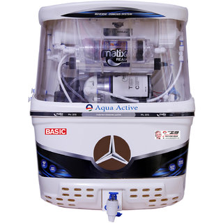 Real Basic 15 Ltr RO Water Purifier