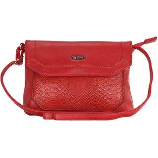 Lavie Verso Red Sling Bag