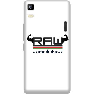 Print Opera Hard Plastic Designer Printed Phone Cover for Lenovo A7000 / lenovo K3 Note - Raw