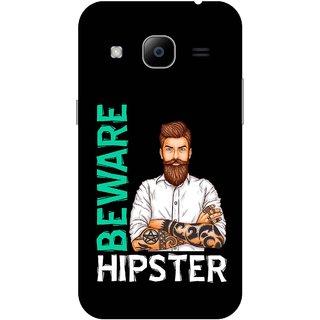 Print Opera Hard Plastic Designer Printed Phone Cover for Samsung Galaxy J2 2016 - Beaware hipster