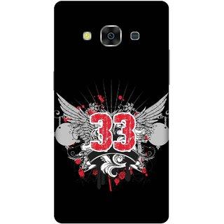 Print Opera Hard Plastic Designer Printed Phone Cover for Samsung Galaxy J3 Pro - Thirty Three