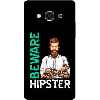 Print Opera Hard Plastic Designer Printed Phone Cover for Samsung Galaxy J3 Pro - Beaware hipster