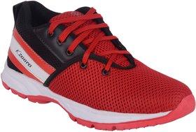 Running Rider Red Running Shoes