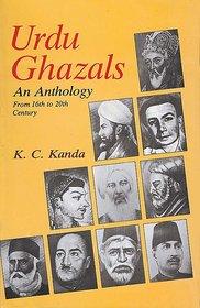 Urdu Ghazals An Anthology From 16th to 20th Century