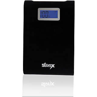 Stonx 13k Black Digital 13000 Mah Power Bank (Black)