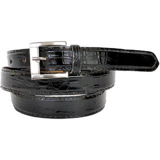 Altek Resin Belt for Women in Color Black (Model No belt1213black )