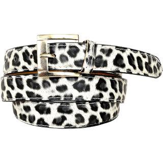 Altek Resin Belt for Women in Color Black (Model No belt1215black36 )