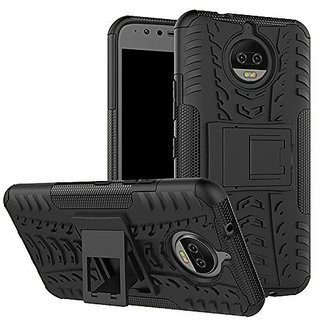 Mascot max Shock proof Defender case  back cover for Motorola Moto G5s plus