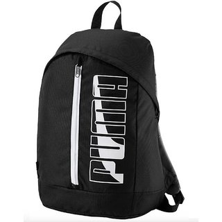 Buy Puma Pioneer II 21 L (M) Laptop Backpack (Black) Bag Online ... 6df850d3e97cd
