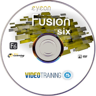 Learn Fusion Six Basic Video Training Tutorial DVD