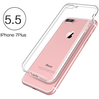 Transparent Soft Silicone Back Case Jelly Cover