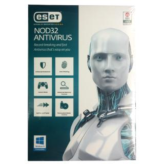 ESET NOD32 Antivirus 1PC 1Year Version 9 - 2016