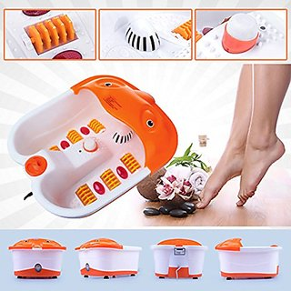 Pedicure Foot Tub Massager. Free 1 Fit Bend