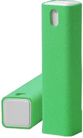 Portronics POR-759 (Green) Swipe 2 in 1 Screen Cleaner for Computers, Laptops, Mobiles, LCD, LED-TV Screens  Keyboard w
