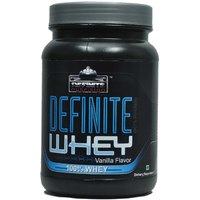Definite Whey 80% Protein (Vanilla Flavor) 1 Kg (2.2 Lbs) - Definite Nutrition