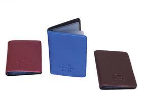 Set of 2 - Credit Card ATM Card Holder (Assorted Colours)