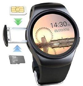 Lionix Round Dail Black Silicone StrapMens Automatic Watch For Men