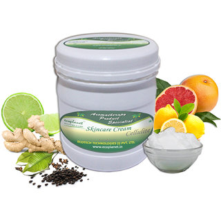 ecoplanet Aromatherapy Cream Cellulite 1 Kg For Weight Loss Toning And Tightening Skin Slim and Younger look