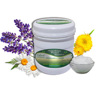 ecoplanet Aromatherapy Cream Sun Tan 1 Kg Sun Ban Removal, UV Protection, Reduces inflammation