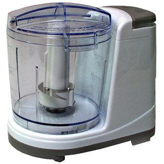 Mini Electric AC 220-240V Handy Food Chopper Processor Safety Lock  02