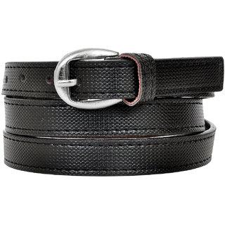 Altek Black Colored Women Casual Belt (Model No BELT1214BLACK )