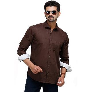 Coffee Brown Shirt