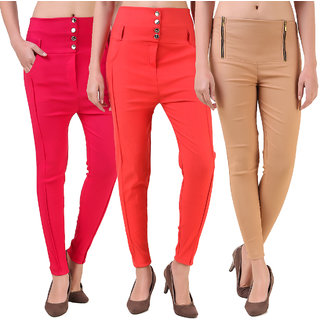 Jegging- ( Set of -3 )- Sanvi Traders